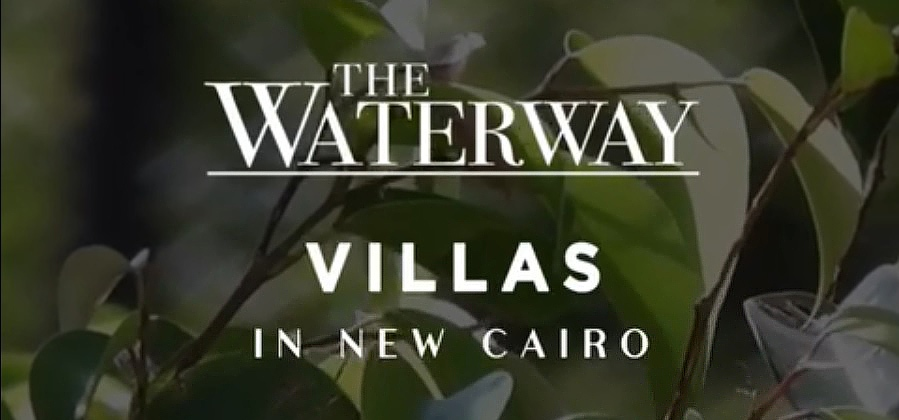 The Waterway Villas New Cairo