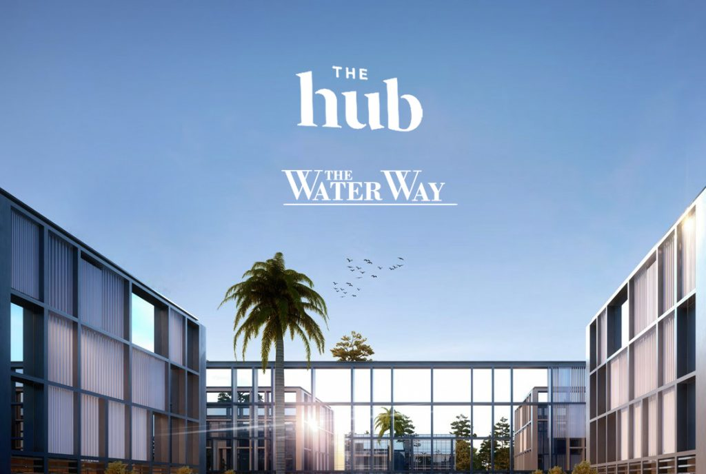 Hub Waterway