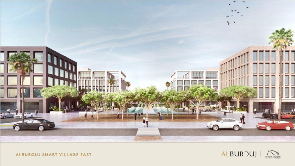 Al Burouj Smart Village East