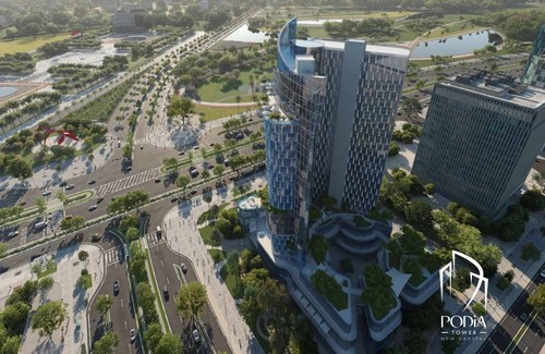 Podia Tower New Capital