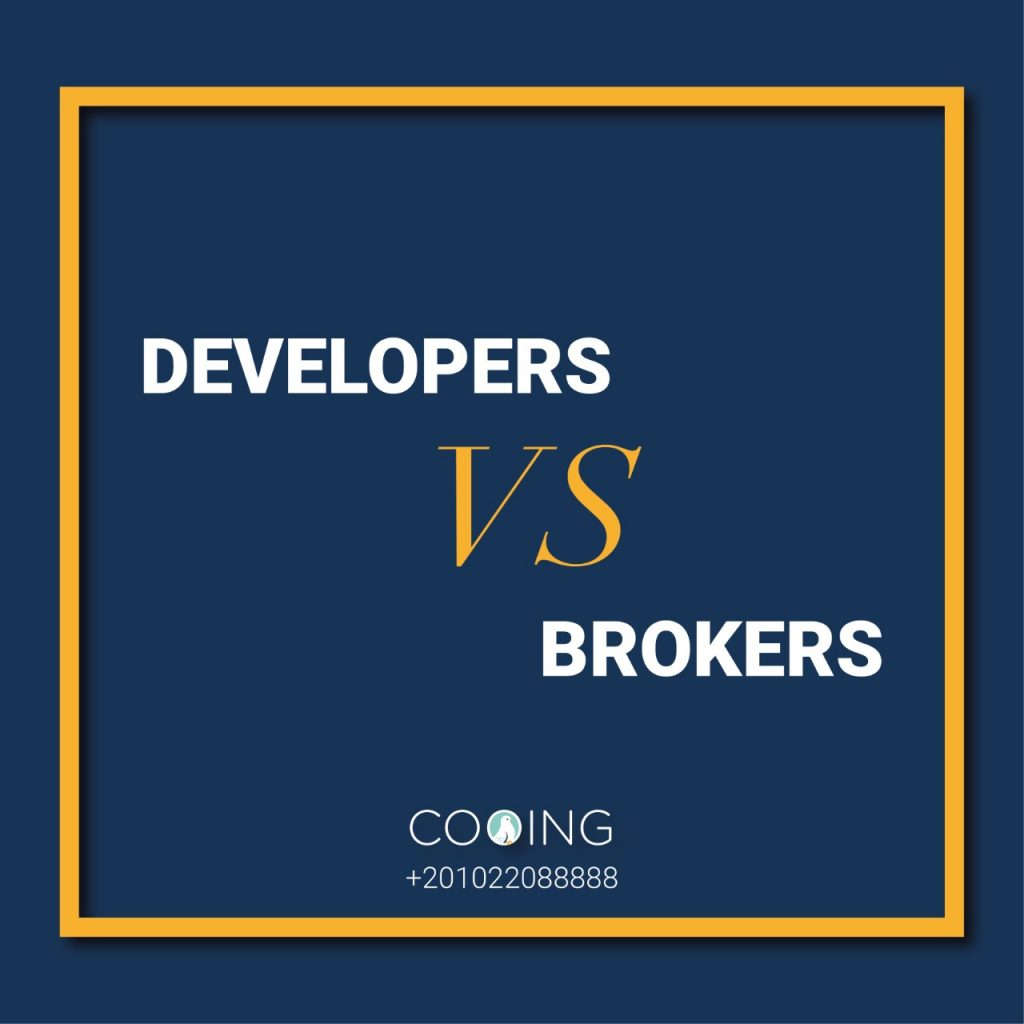 Developers VS Brokers