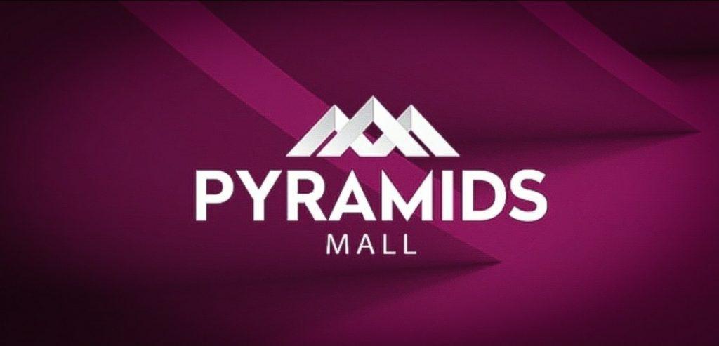 Pyramids Mall Logo