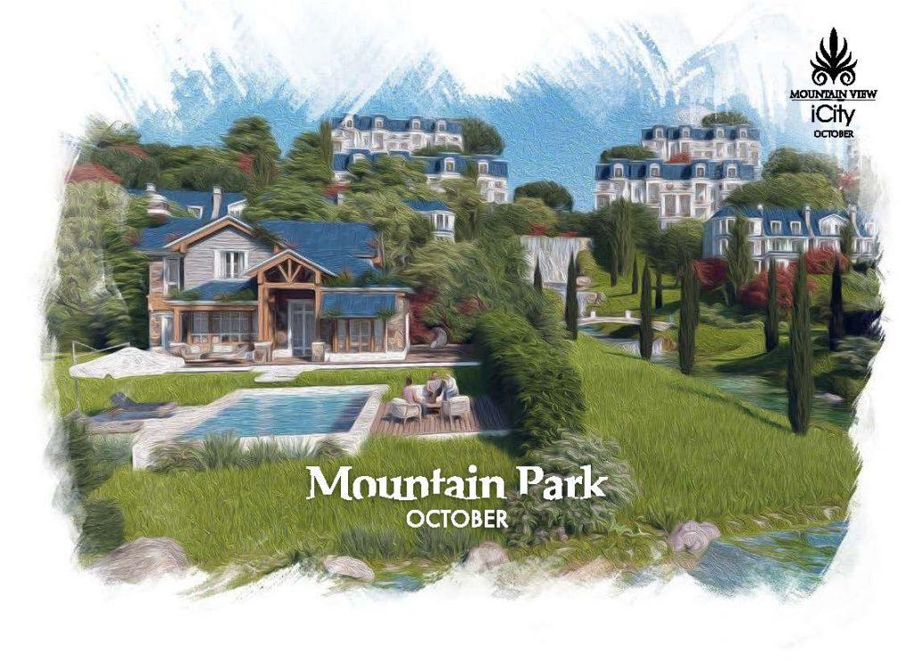 Mountain Park October - Mountain View Icity October